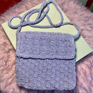 Liz Claiborne Lilac purse